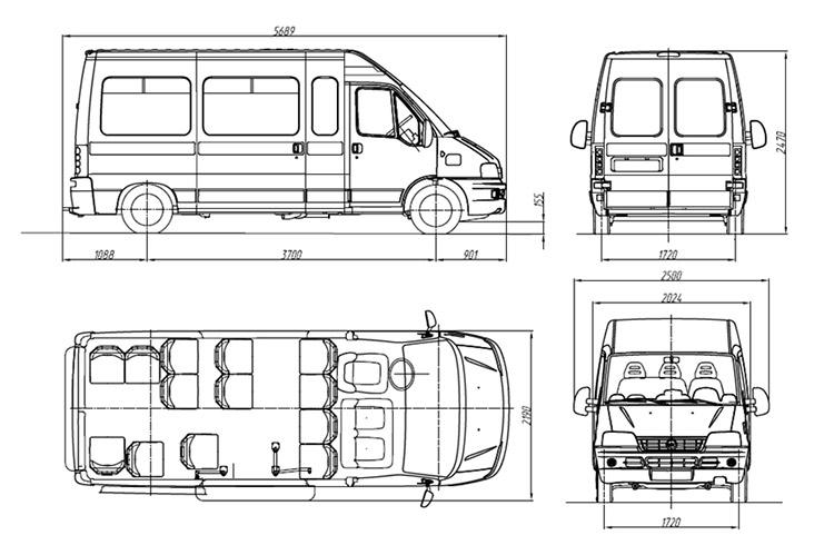 Fiat Ducato 15+1