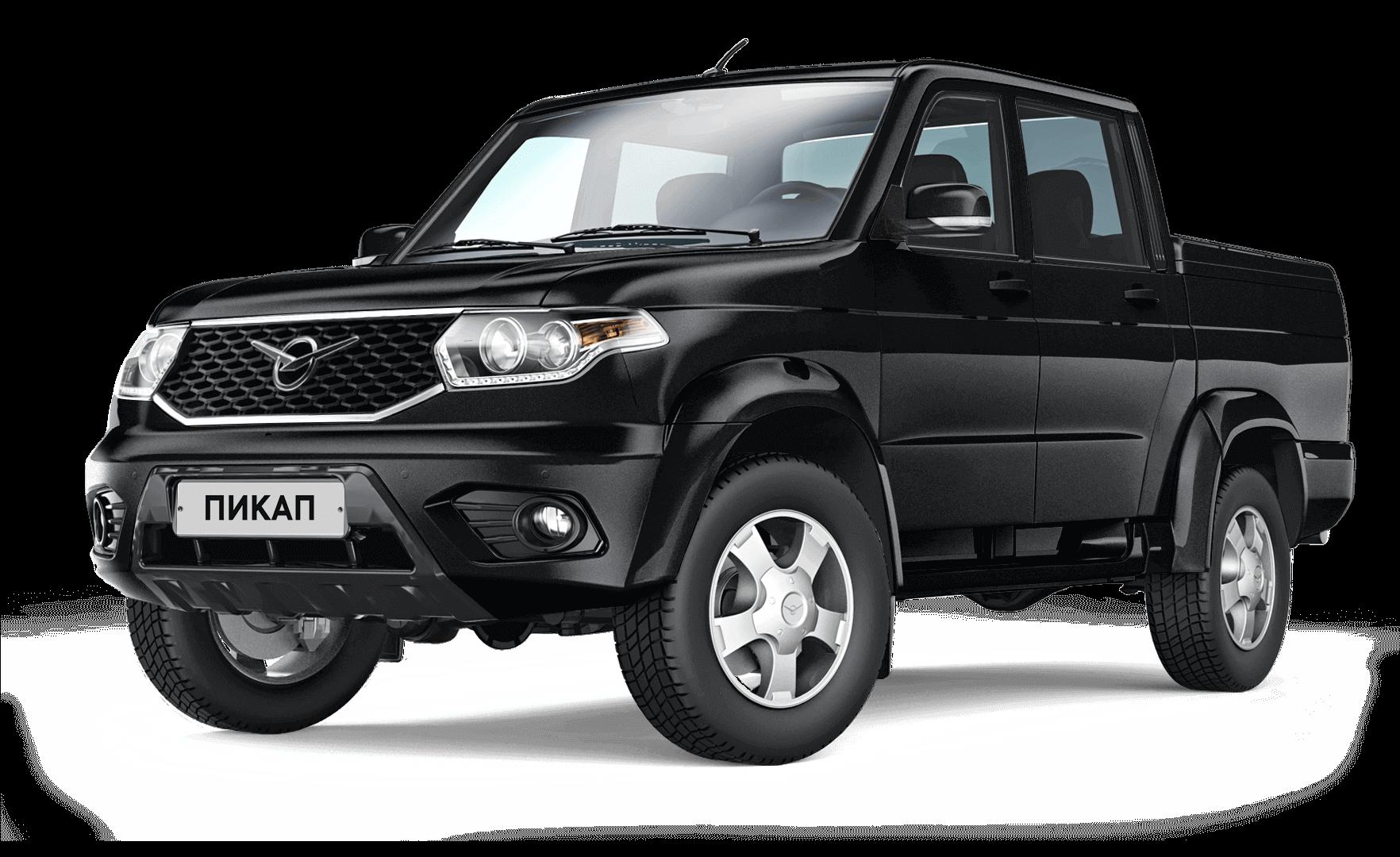 Обновленный УАЗ Пикап 2019 модельного года