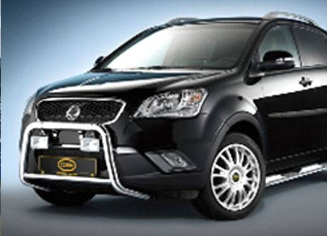 SSANGYONG ACTYON BUSTER