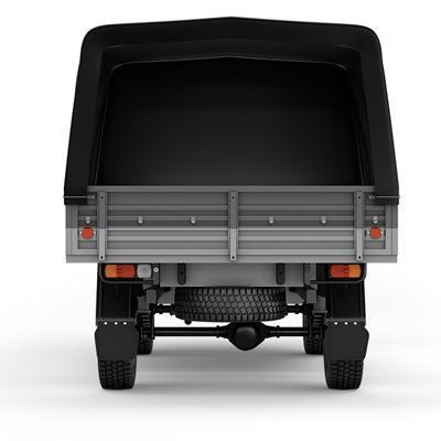 МЛПК на базе УАЗ с удобным грузовым отсеком
