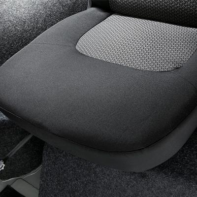 Удобные сидения в кабине МЛПК на базе УАЗ
