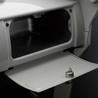 МЛПК на базе УАЗ: вместительный бардачок в кабине