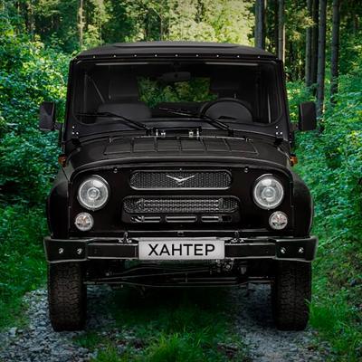 Продажа автомобиля УАЗ Хантер в новом кузове | Автосалон ТОРГМАШ в Москве