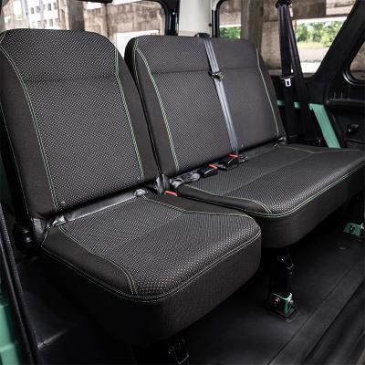 Задний ряд сидений УАЗ Хантер в новом кузове | Салон ТОРГМАШ в Москве
