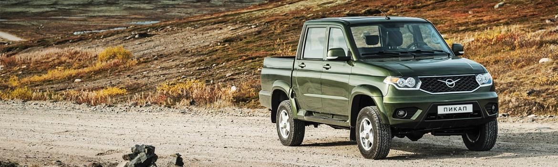 Обновленный УАЗ Пикап повышенной проходимости - модель 2019 года по лучшей цене