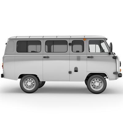 Усиление рамы и кронштейнов УАЗ автобус