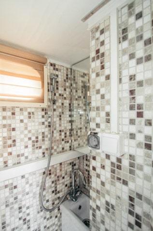 Ванная комната Автодома 4x4 на базе УАЗ Профи