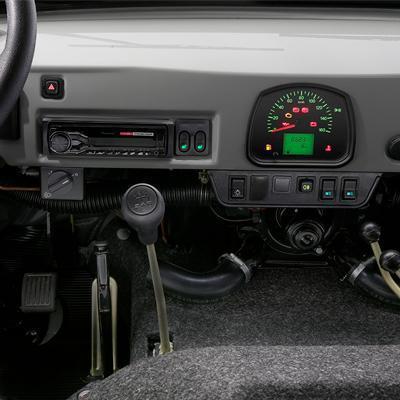 Единая комбинация приборов УАЗ Цельнометаллический фургон
