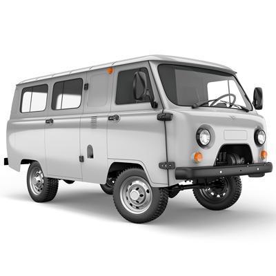 Увеличение толщины поперечины УАЗ Цельнометаллический фургон