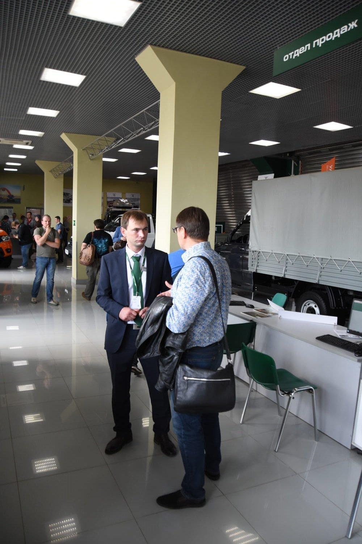 Патриот с АКПП в Москве