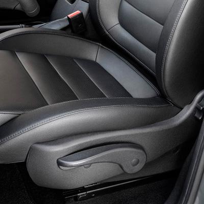 Кожаная отделка сидений УАЗ Пикап с АКПП