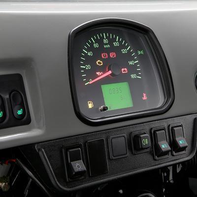 Единая комбинация приборов фургона УАЗ