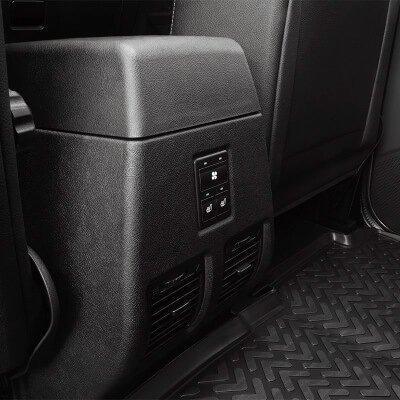 Блок управления отопительной системой обновленного УАЗ Патриот