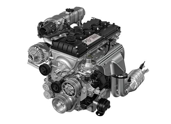 Двигатель УАЗ Пикап с АКПП