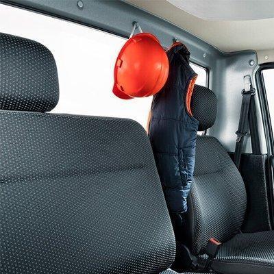 Задние сиденья УАЗ Профи с однорядной кабиной