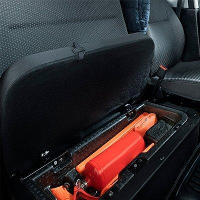 Двухуровневый бокс УАЗ Профи с однорядной кабиной