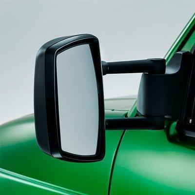 Зеркала УАЗ Профи с однорядной кабиной