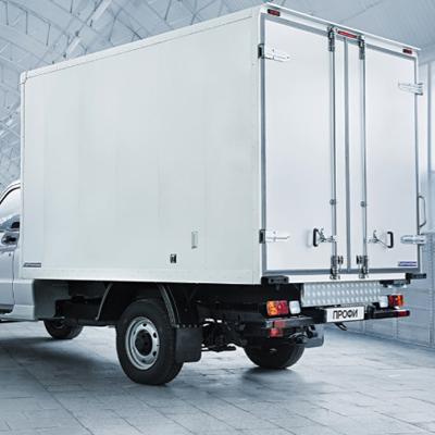 Экстерьер Изотермический фургон на базе УАЗ Профи Полуторка (длинная база) - 4