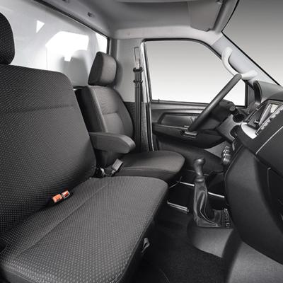 Интерьер Промтоварный фургон на базе УАЗ Профи Полуторка - 1