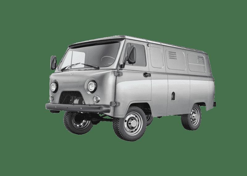 Цельнометаллический грузовой фургон