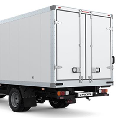 Экстерьер Промтоварный фургон на базе УАЗ Профи Полуторка (длинная база) - 5