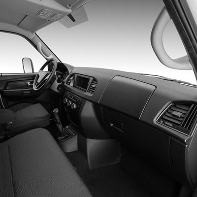 Комфорт Изотермический фургон на базе УАЗ Профи Полуторка (длинная база) - 2