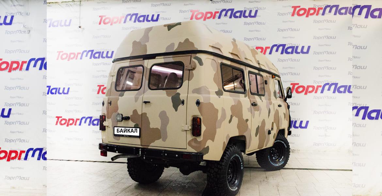 УАЗ Байкал Экстерьер - 3