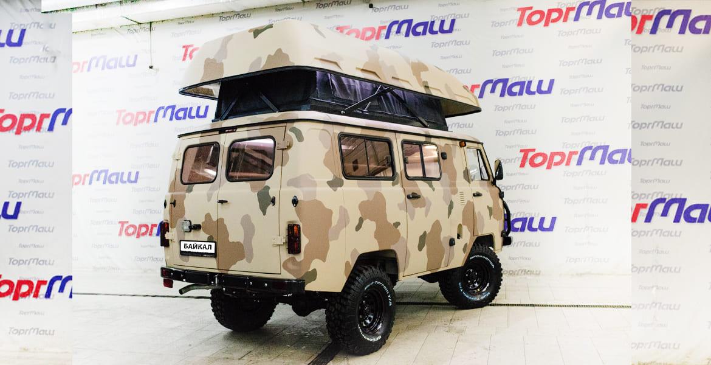 УАЗ Байкал Экстерьер - 11