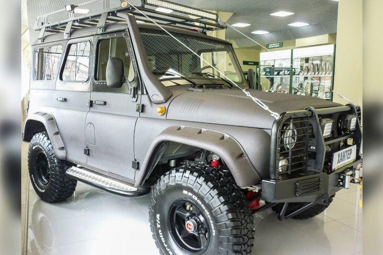 Тюнинг автомобилей автомобилей уаз сайт для тюнинга японских автомобилей