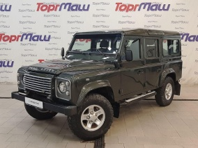 Land Rover Defender, I Рестайлинг 110 2.4d MT (122 л.с.) 4WD 2008 Г/в.