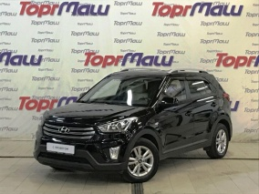 Hyundai Creta, I 2.0 AT (149 л.с.) 4WD 2017 Г/в.