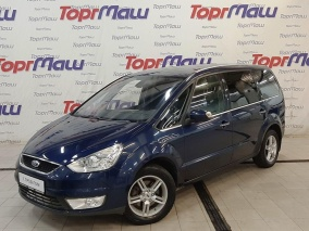 Ford Galaxy, II 2.0d AT (140 л.с.) 2008 Г/в.