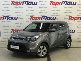 Kia Soul, II 1.6 AT (124 л.с.) 2016 Г/в.