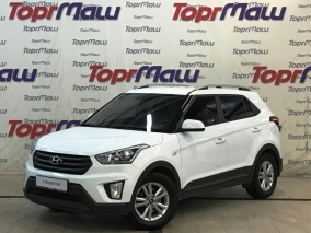 Hyundai Creta, I 2.0 AT (149 л.с.) 2018 Г/в.
