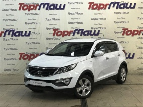 Kia Sportage, III 2.0d AT (136 л.с.) 4WD 2012 Г/в.