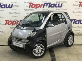 Smart Fortwo, I City-Coupe 0.7 AMT (50 л.с.) 2002 Г/в.