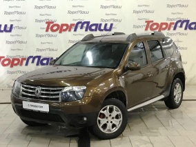 Renault Duster, I 2.0 MT (135 л.с.) 4WD 2015 Г/в.