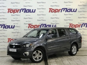 SsangYong Actyon Sports, I 2.0d AT (141 л.с.) 4WD 2012 Г/в.