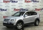 Chevrolet Captiva, I 2.4 AT (136 л.с.) 4WD 2010 Г/в.