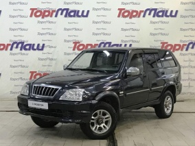 ТагАЗ Road Partner, Road Partner 2.3 MT (150 л.с.) 4WD 2009 Г/в.